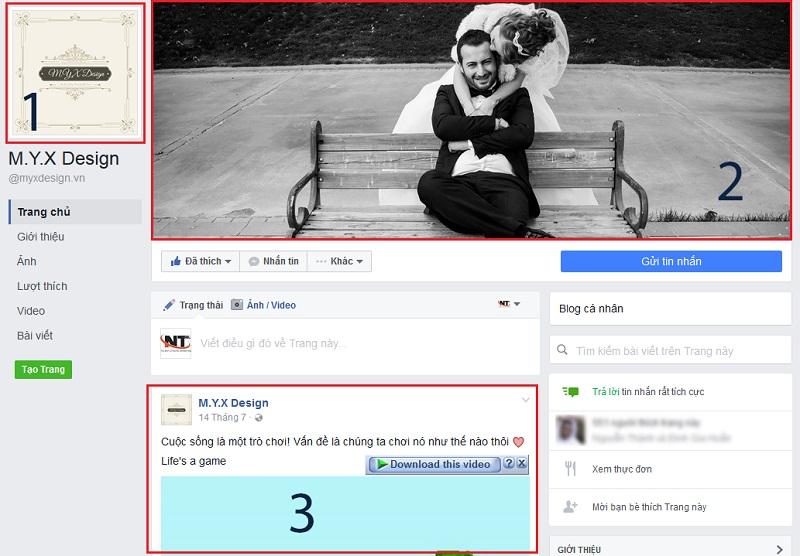 quảng cáo trên Facebook