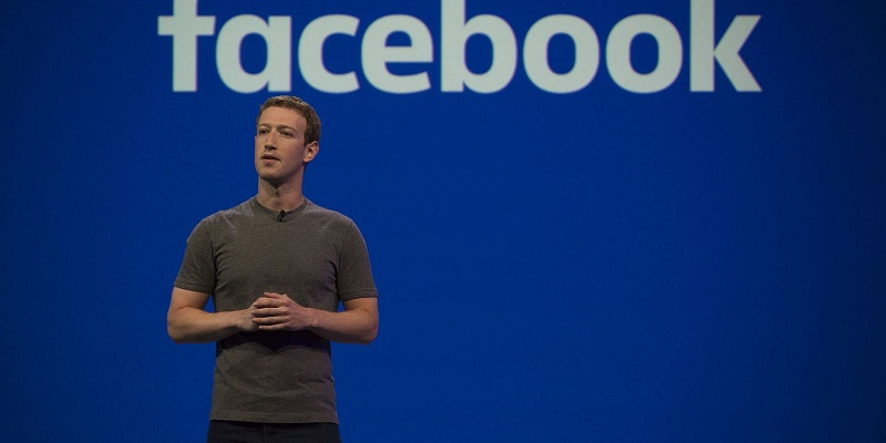 Mark Zuckerberg — CEO của Facebook