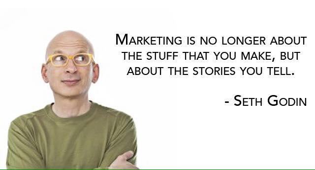 Storytelling trong marketing
